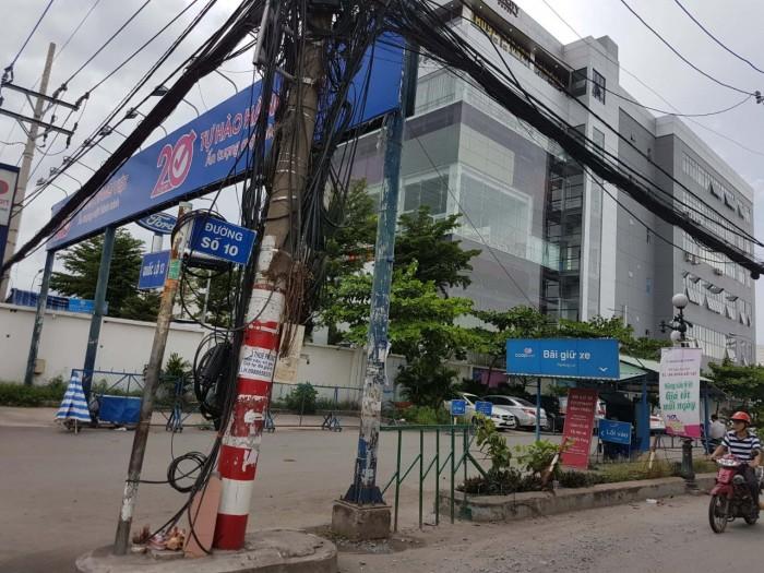 Bán đất Mặt Tiền đường Số 12(sát bên Coop Mart Bình Triệu)