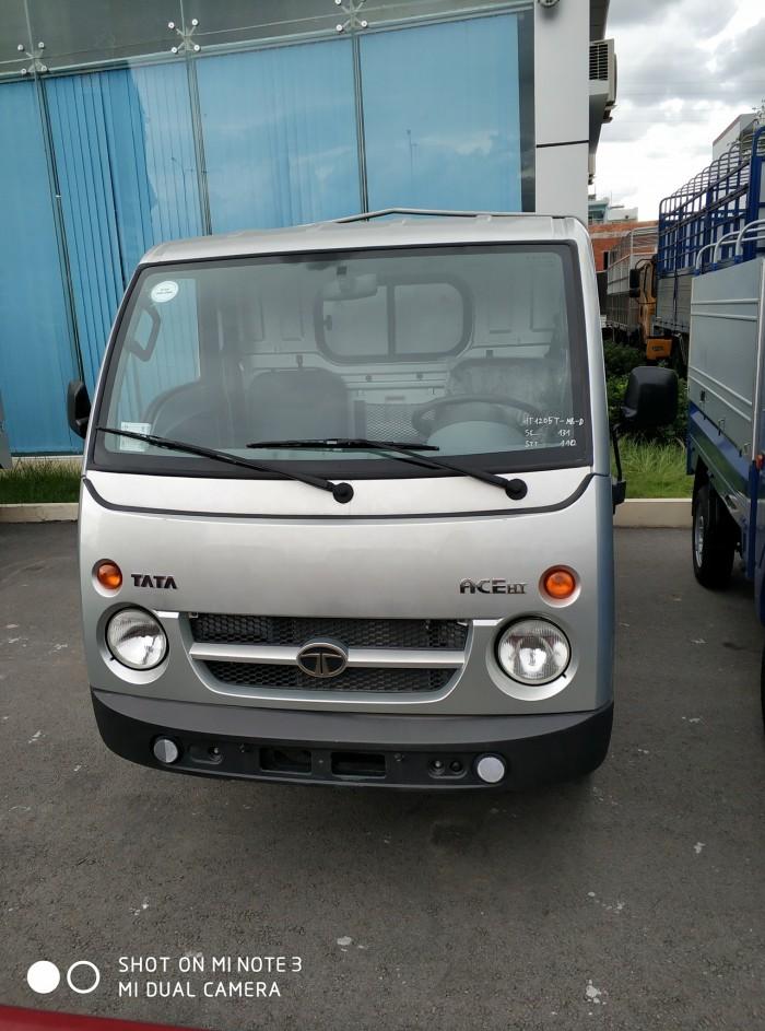 Cần bán xe tải Tata 500kg máy xăng thùng dài 2m1 0