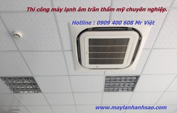 Chuyên bán máy lạnh âm trần Daikin FCQ71KAVEA (3Hp) Inverter giá tốt nhất0