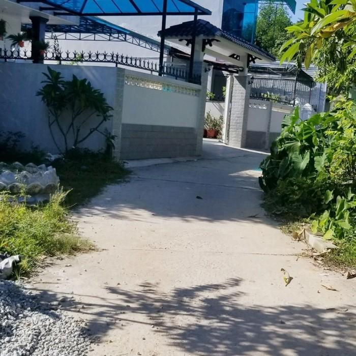 Với 620 sở hữu lô đất 2 mặt tiền kiệt đường Nguyễn Hữu Cảnh