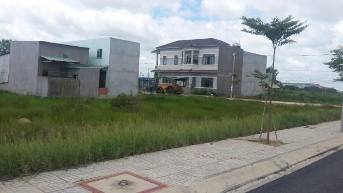 Cần bán gấp lô đất MT Bùi Thị Lùng - Hóc Môn shr giá chỉ 479tr