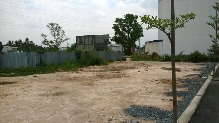 Cần bán lô đất MT Bà Triệu - Hóc Môn shr