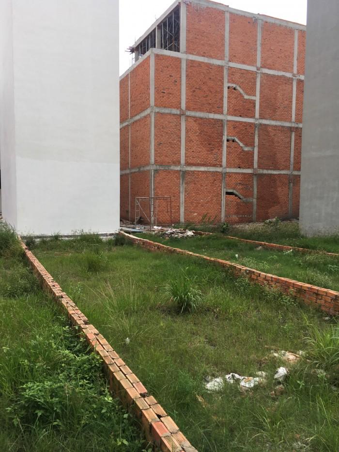 Đất phân lô trung tâm Tân Phú 4x17m