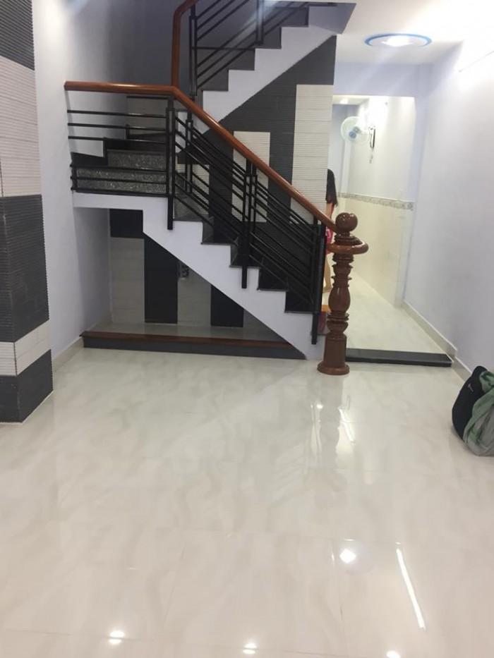 Nhà đẹp như mơ Nguyễn Bặc, Tân Bình, 45m