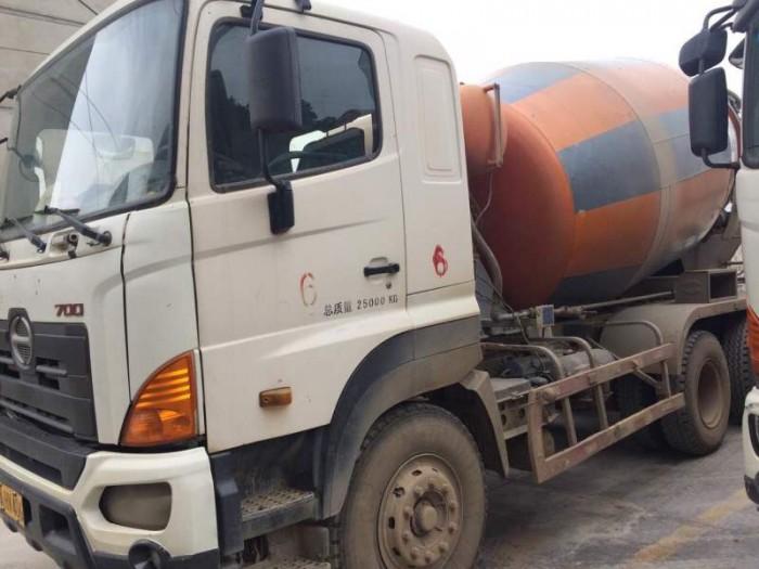 Xe bồn Hino 10 khối  năm 2013 , nhập khẩu nguyên chiếc, giá cực sốc 5