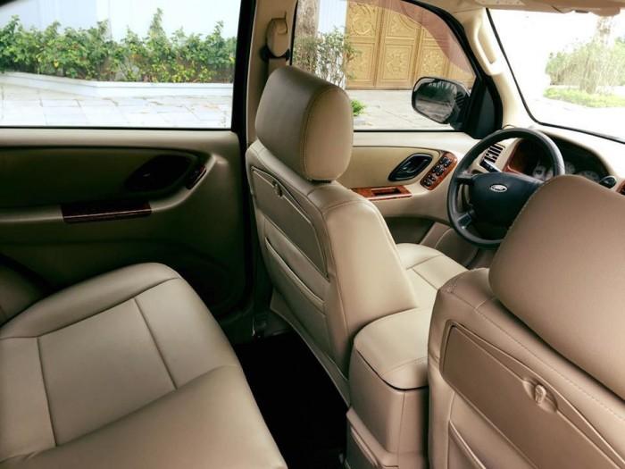 Bán Ford Escape 2005 đen tự động xe đẹp đi kỹ