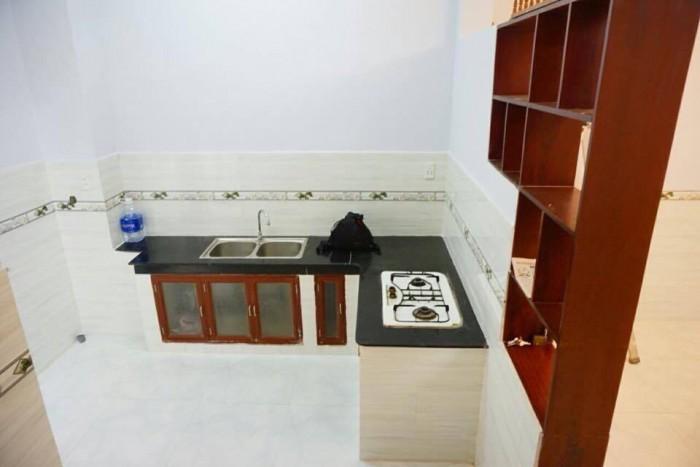 Bán nhà đẹp ở luôn 3 Tháng 2 Q10, Diện tích 35m2, 4.6x7, nhà mới đẹp, 2PN, 2wc, ngay trường  mẫu giáo