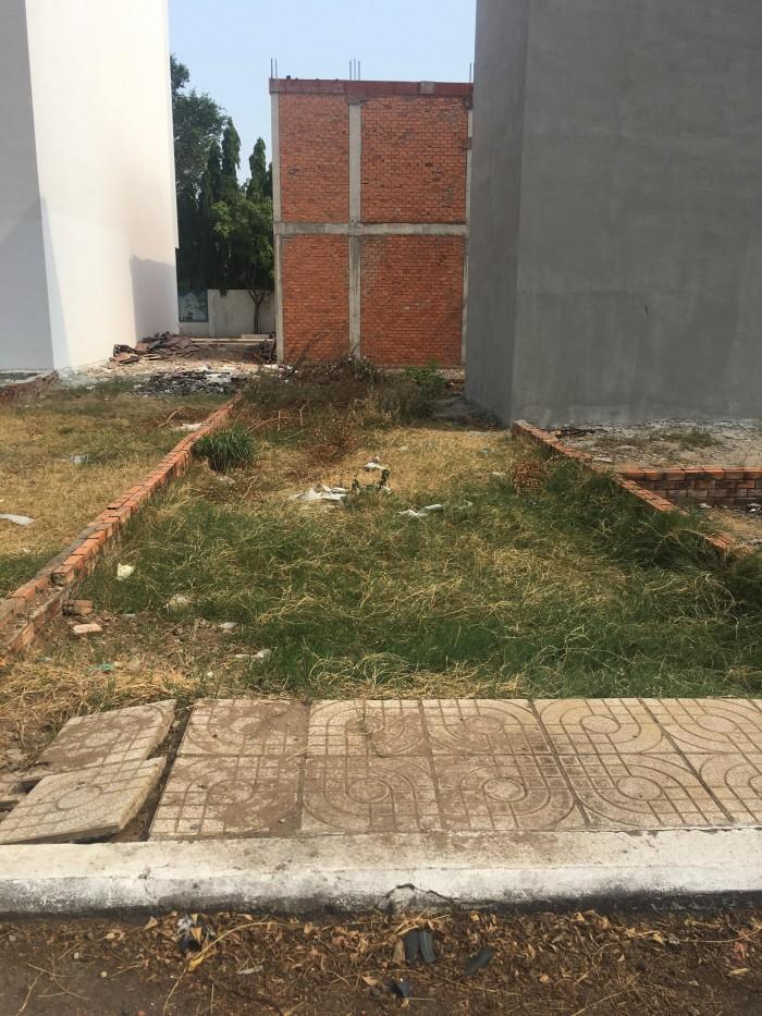 Chính chủ bán nhanh lô đất phường Tây Thạnh, Tân Phú, có sổ hồng riêng.