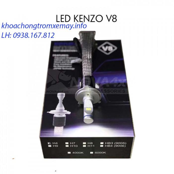 Den kenzo V8 HANG CHINH HANG - 2