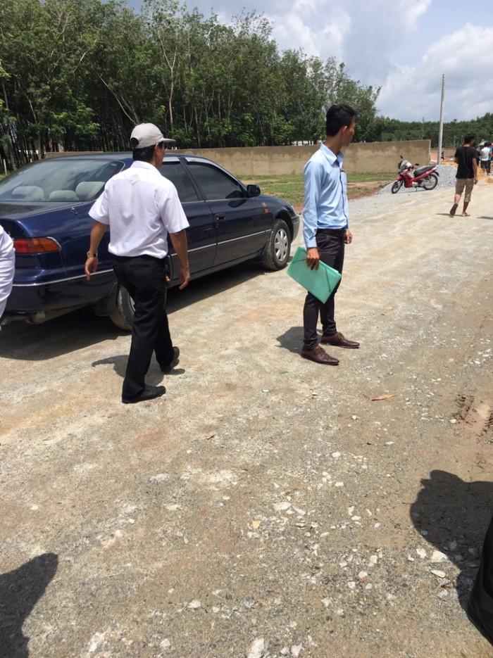 Bán đất SHR Chơn Thành , Liền kề KCN BECAMEX, 500m2(TC 50%)