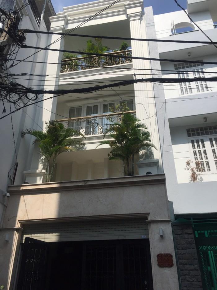 Bán nhà khu biệt thự Bình Giã - Bàu Bàng, P. 13, Q. Tân Bình