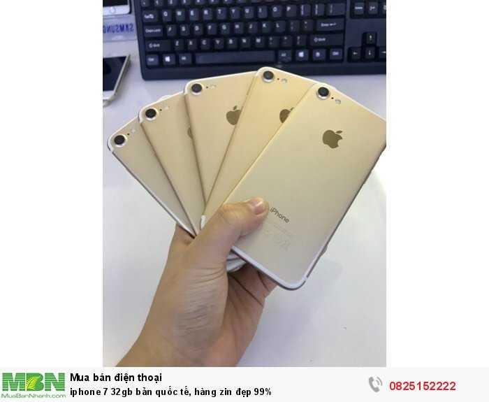 Iphone 7 32gb bản quốc tế, hàng zin đẹp 99%1