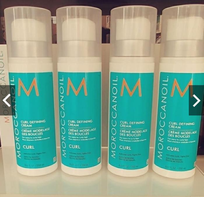 Kem định hình sóng xoăn Moroccanoil Curl Definding Cream 250ml1