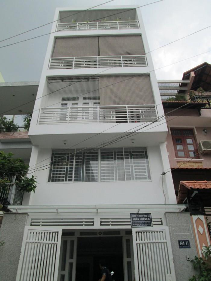 Cần vốn kinh doanh nên tôi cần bán gấp nhà Nguyễn Tiểu La, 82m2