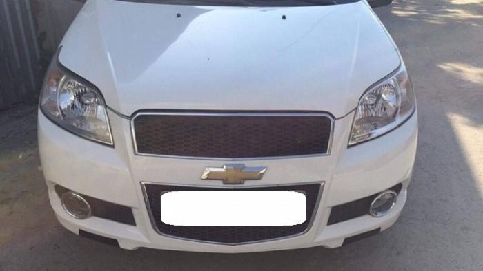 Chevrolet Aveo sản xuất năm 2014 Số tay (số sàn) Động cơ Xăng