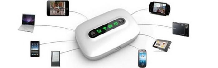 Router wifi di động 4G Mobile E5220 kết nối ổn định đến 8 thiết bị2
