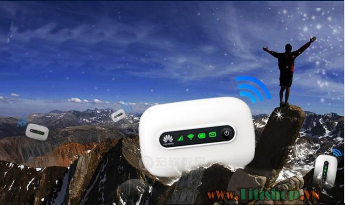 Router wifi di động 4G Mobile E5220 Sản phẩm cực kỳ nhỏ gọn cho phong cách đẳng cấp0