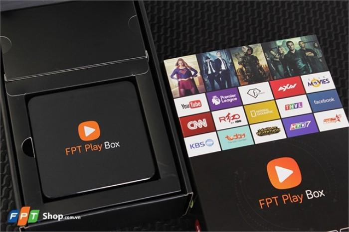 Đập hộp FPT play box1
