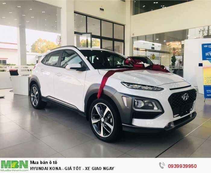 Hyundai Kona - Giá Tốt - Xe Giao Ngay