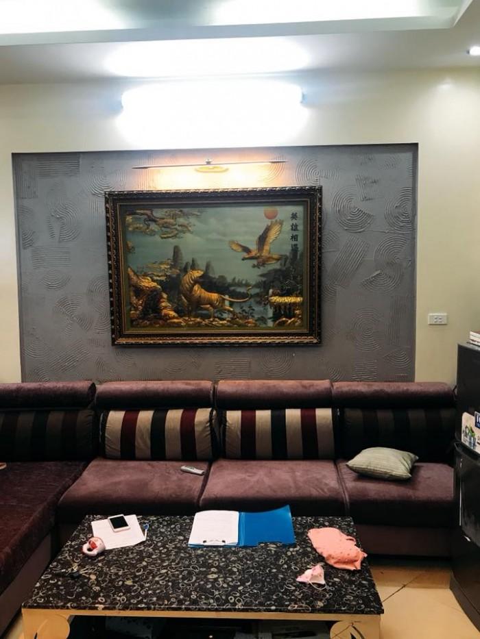 Cần bán 39m2x5T Phố Thịnh Quang Đống Đa Lô góc 2 thoáng