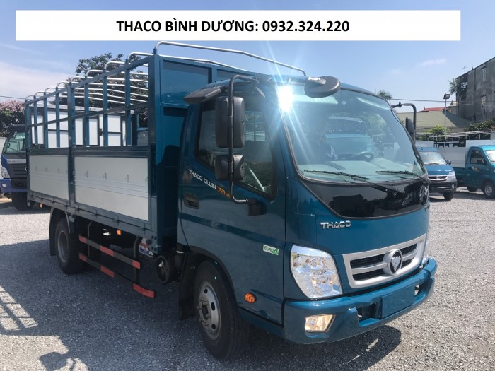 Thaco Forland sản xuất năm 2018 Số tay (số sàn) Xe tải động cơ Dầu diesel