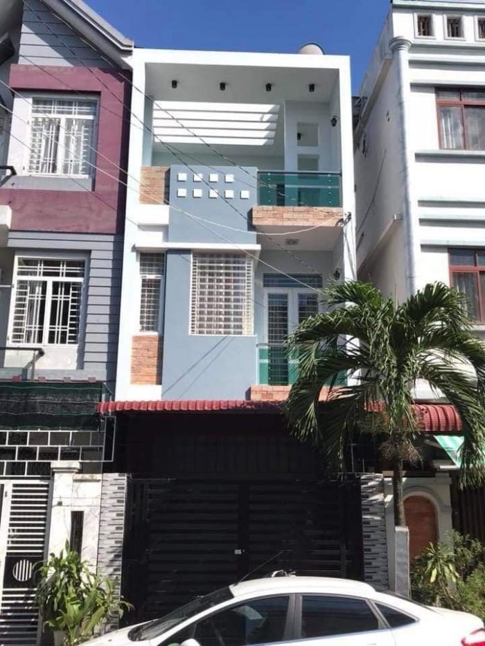 Chủ Nhà di cư lên Sài Gòn nên cần bán gấp thu vốn nhà 2 lầu KDC Hồng Phát.