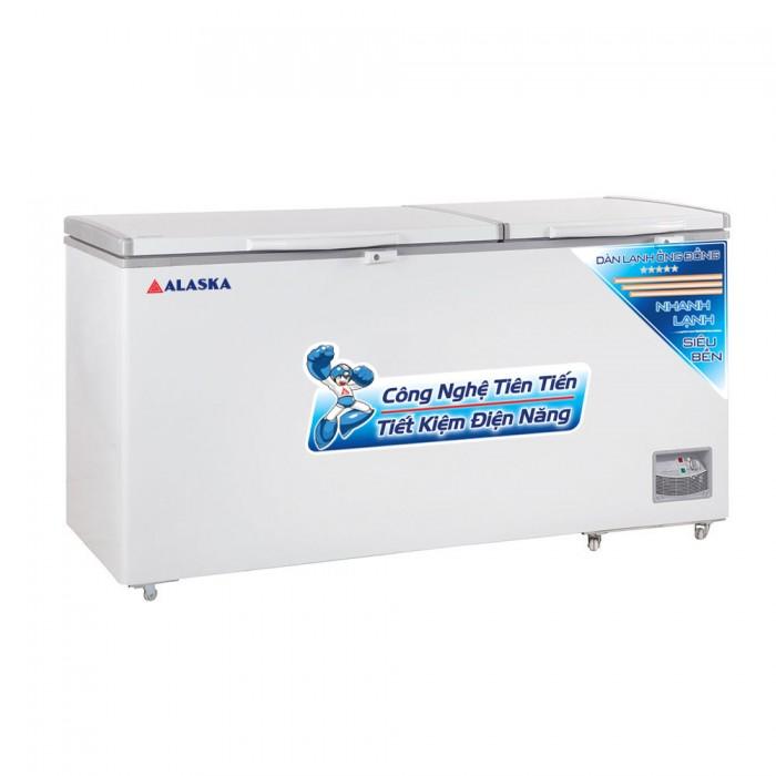 Dung tích : 890 lít Kích thướt tủ: 1973*725*842mm Dàn lạnh Đồng 100% Lòng tủ bằng thép sơn tĩnh điện1