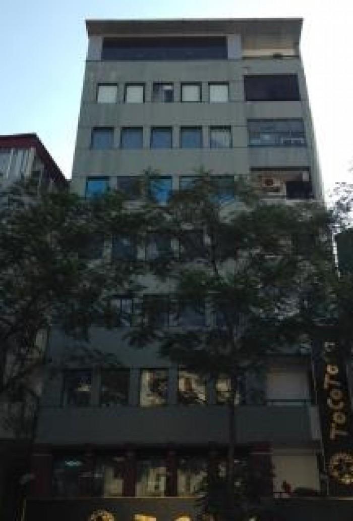 Bán nhà mặt đường Hồ Đền Lừ, 140m2, MT8m, 8 tầng, kinh doanh sầm uất.