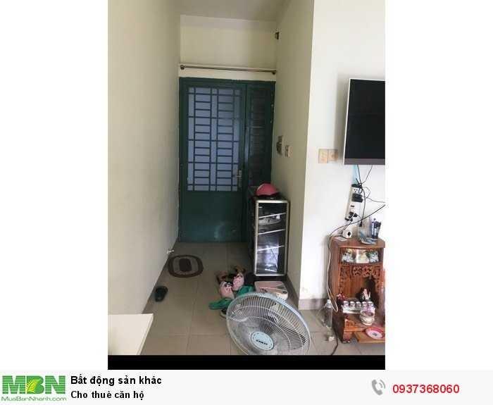 Cho thuê căn hộ