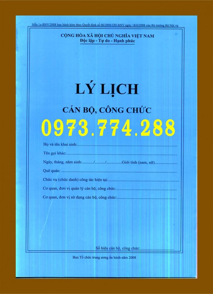 Bìa hồ sơ cán bộ công chức12