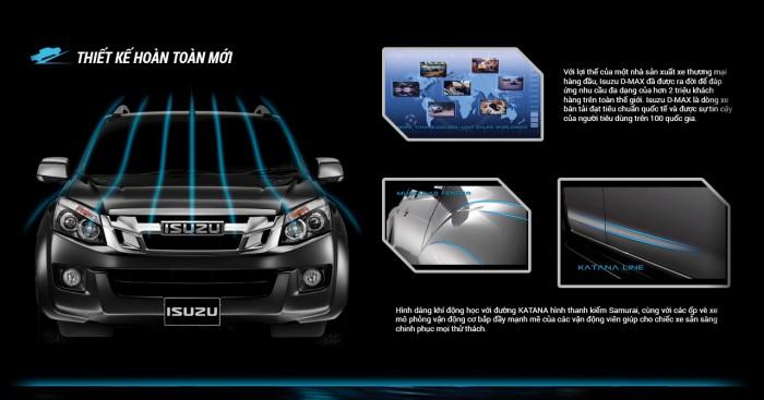 Xe Isuzu D-MAX ( PICK UP) 9