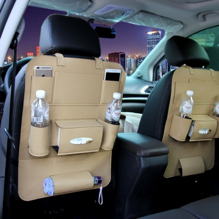 Túi đựng đồ sau ghế ô tô 4821