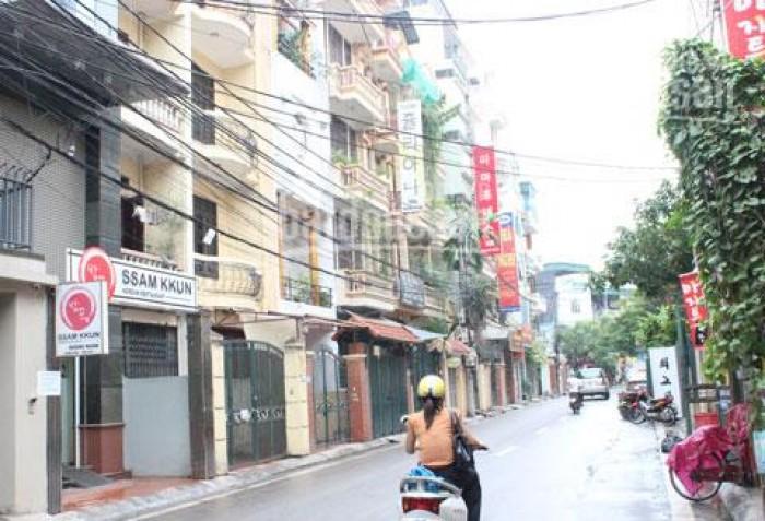 Cần bán mặt phố Nguyễn Khuyến, DT 130m2, MT 5m
