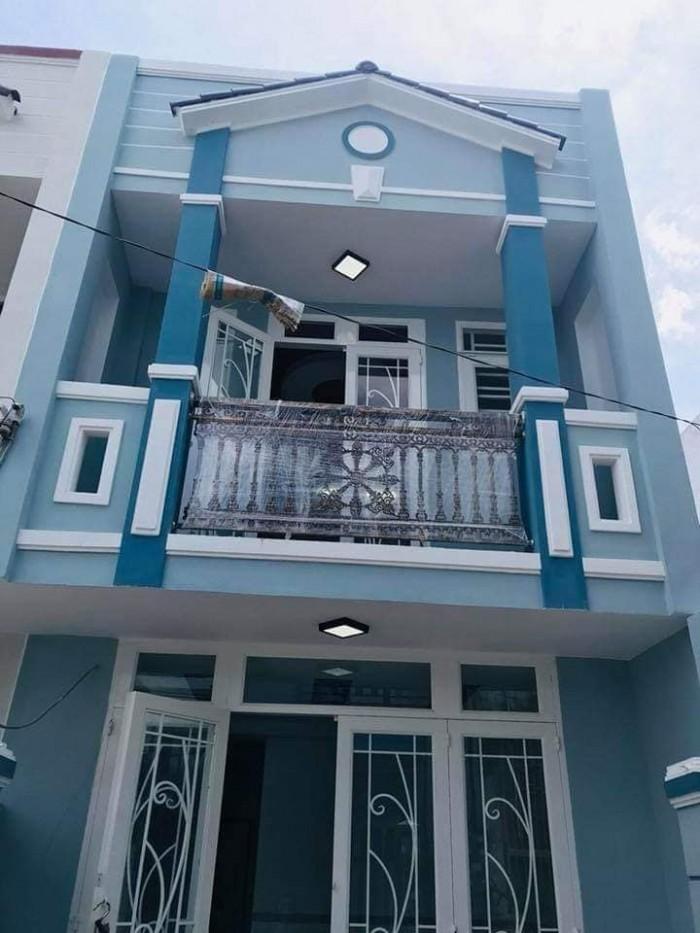 Bán 4 Căn Nhà 1 Trệt 1 Lầu Hẻm 69 Đường Võ Văn Kiệt P. An Hòa Q. Ninh Kiều Cần Thơ