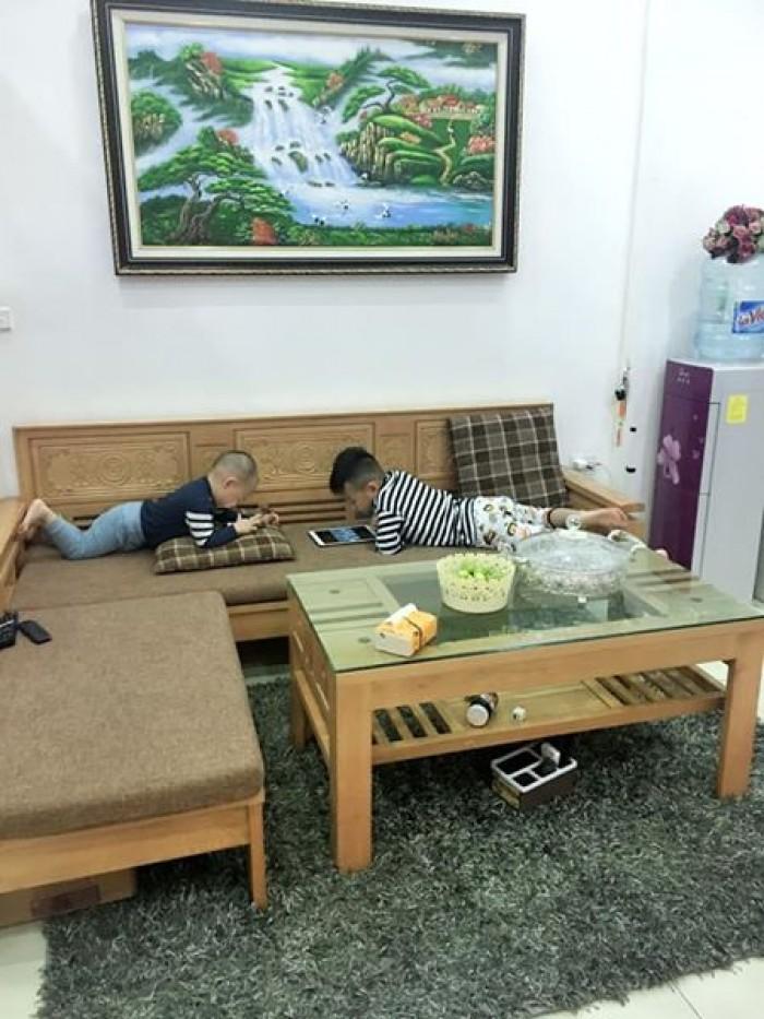 Bán nhà mặt ngõ Thịnh Quang dt 40m2x4 tầng ô tô đỗ cửa