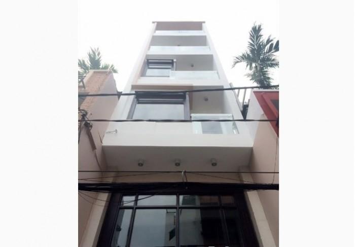 Bán Nhà Ngõ 10 Tôn Thất Tùng 64m2, 6 tầng