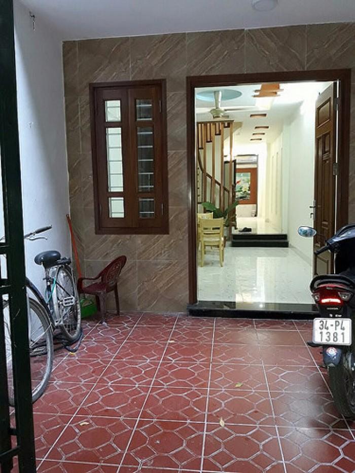 Bán nhà Thái Thịnh 48m2, 5 tầng, kinh doanh, gara