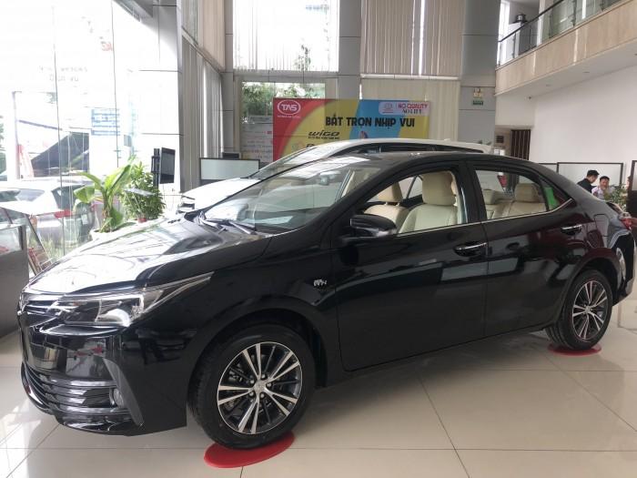 TOYOTA AN SƯƠNG ☎️ Corolla Altis 2018, giá mới hấp dẫn, giảm tiền mặt - tặng bảo hiểm - đủ phiên bản