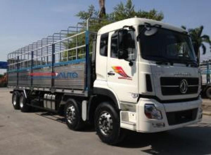Dongfeng YC310, tải 17 tấn 9, thùng dài 9m5 4