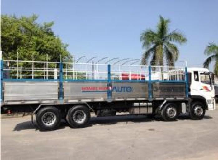 Dongfeng YC310, tải 17 tấn 9, thùng dài 9m5 2