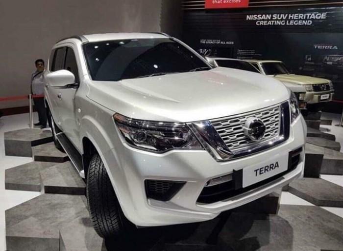 Terra Suv 7 chỗ nhập khẩu Thái Lan