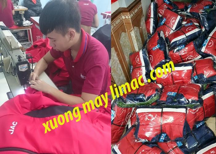 Xưởng may áo gió trẻ em giá rẻ tại TP HCM