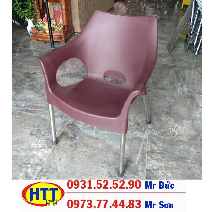 Ghế nhựa đúc Hoàng Trung Tín 980