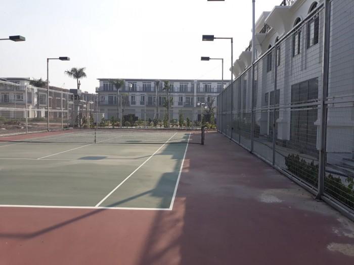 Nhà phố khu đô thị Phúc An City đang thu hút nhiều khách hàng