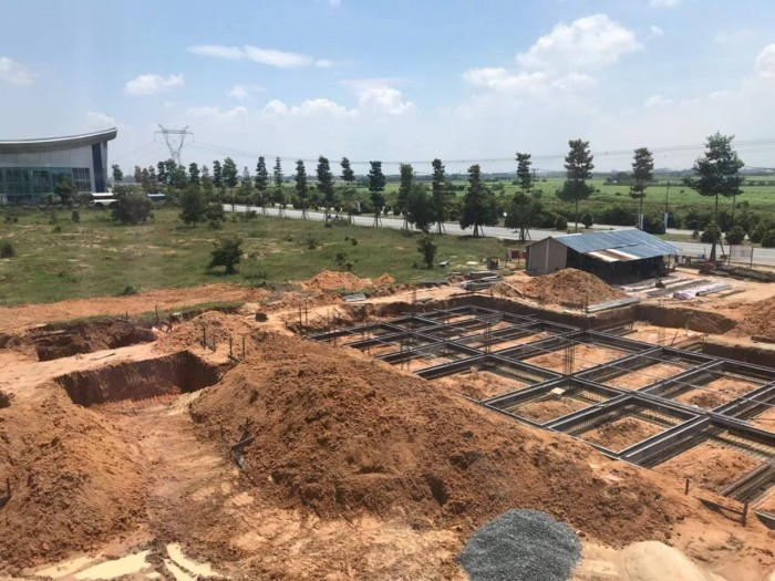 Đất đường số 13 TĐC Định Hòa, Thủ Dầu Một, Bình Dương giá đầu tư