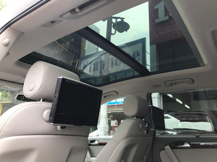 Audi Q7 2014 màu trắng 13