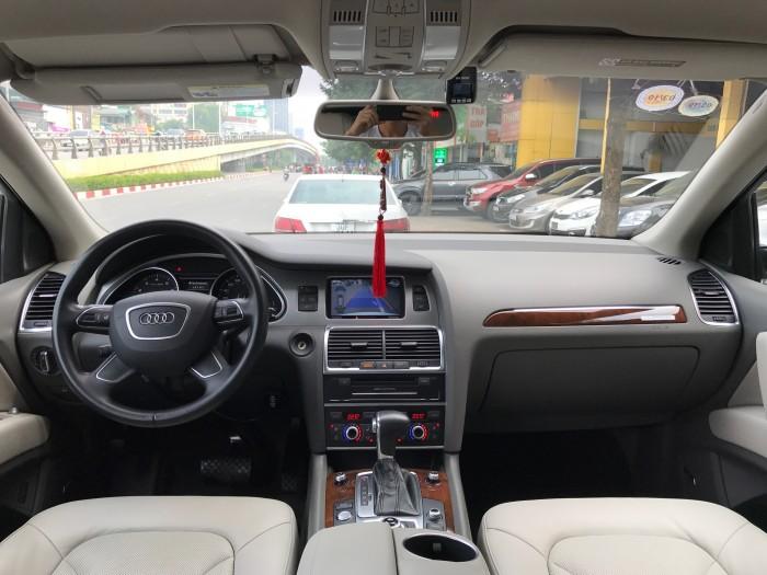 Audi Q7 2014 màu trắng 10