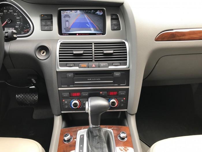 Audi Q7 2014 màu trắng 7