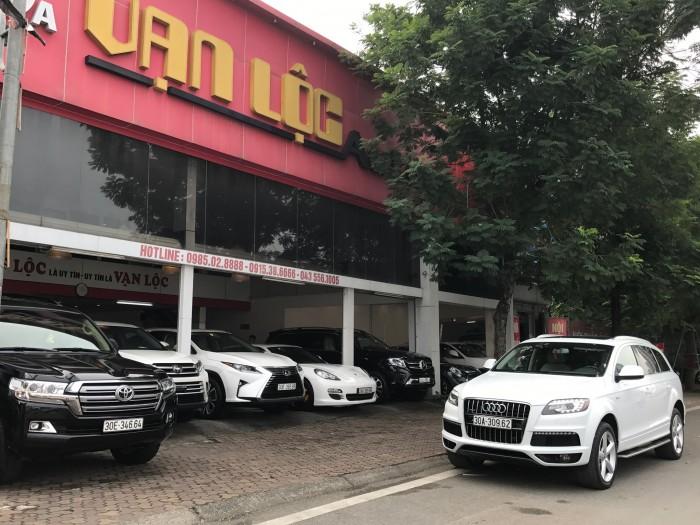 Audi Q7 2014 màu trắng 5