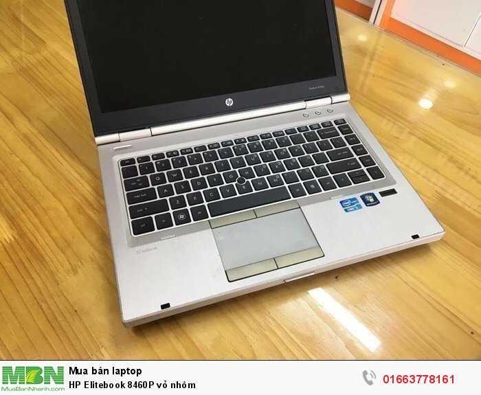 HP Elitebook 8460P vỏ nhôm1